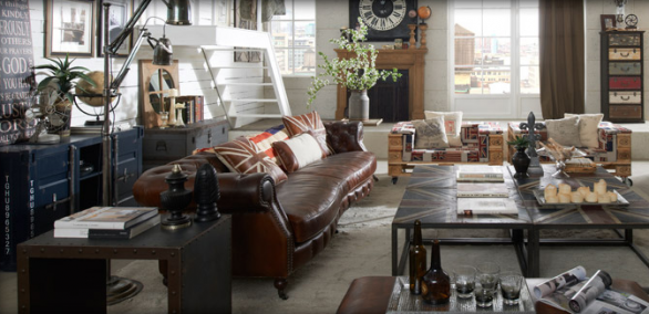 Arredare con stile la tua casa senza errori arredare - Arredamenti vintage casa ...
