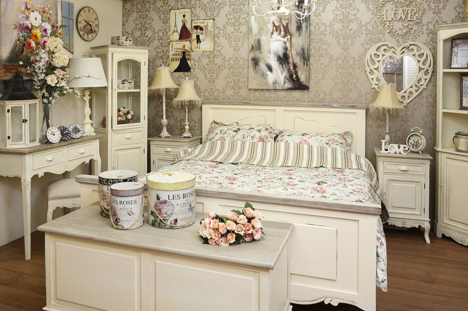 arredare casa in perfetto shabby chic senza errori. Black Bedroom Furniture Sets. Home Design Ideas